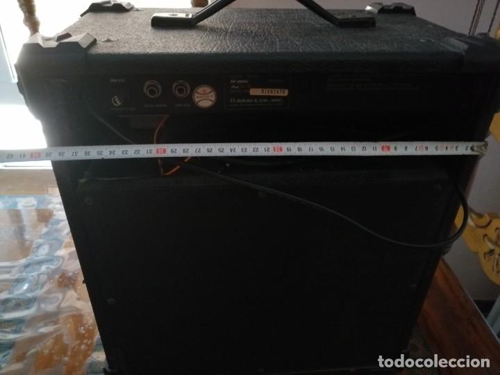 Radios antiguas: AMPLIFICADOR ARIA AB-50 80W. - Foto 8 - 178793283
