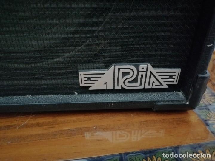 Radios antiguas: AMPLIFICADOR ARIA AB-50 80W. - Foto 12 - 178793283