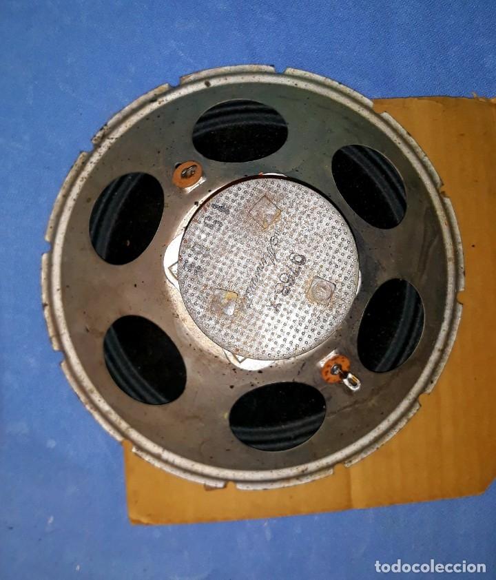 Radios antiguas: ANTIGUO ALTAVOZ STOCK DE TIENDA VINTAGE EN BUEN ESTADO - Foto 2 - 178803367