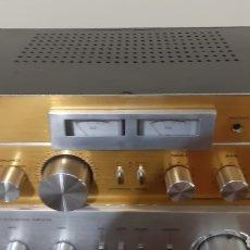 Radios antiguas: AMPLIFICADOR AKAI,,,,,,,,,,,,, MD. AM 2350. UNICO PERSONALIZADO!!. Lote 179052681