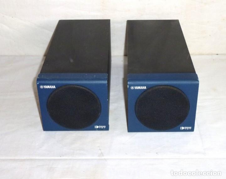 PAREJA DE ALTAVOCES YAMAHA MOD. NS-BP80 (Radios, Gramófonos, Grabadoras y Otros - Amplificadores y Micrófonos de Válvulas)