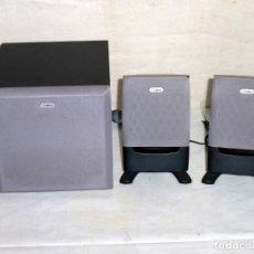 Radios antiguas: SUBWOOFER Y ALTAVOCES LABTEC PULSE 385.. Lote 180196635