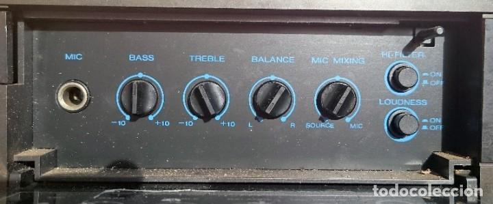 Radios antiguas: MÓDULO AMPLIFICADOR THOMPSON A3503 HIFI INTEGRATEC / AÑOS 80 - Foto 3 - 182003882