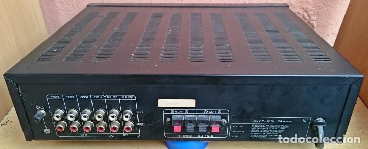 Radios antiguas: MÓDULO AMPLIFICADOR THOMPSON A3503 HIFI INTEGRATEC / AÑOS 80 - Foto 4 - 182003882