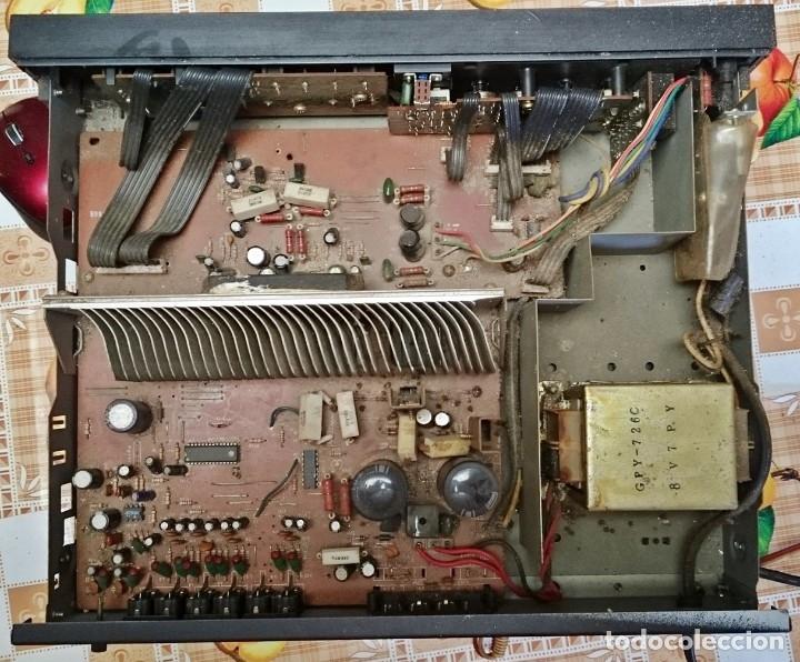 Radios antiguas: MÓDULO AMPLIFICADOR THOMPSON A3503 HIFI INTEGRATEC / AÑOS 80 - Foto 7 - 182003882