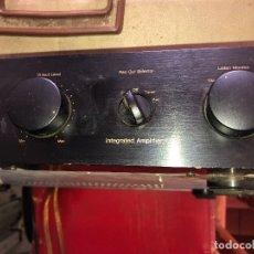 Radios antiguas: AMPLIFICADOR NAKAMICHI. Lote 182238137