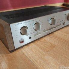 Radios antiguas: AMPLIFICADOR LUXMAN.. Lote 182735270