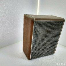Radios antiguas: ALTAVOZ PEQUEÑO SIN MARCA. Lote 182769968