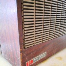 Radios antiguas: KOLSTER STEREO - CAJAS CON ALTAVOCES - ENVÍO CERT. 11, 99. Lote 182769977