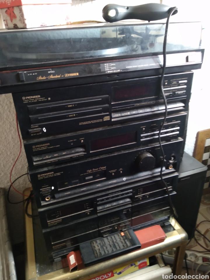 Radios antiguas: Equipo pionner por 99€ - Foto 6 - 178630900