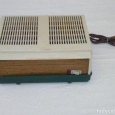 Radios antiguas: TRANSFORMADOR DE CORRIENTE.ENTRADA DE 80-125-150-220.SALIDA 12-125-220.. Lote 183715606