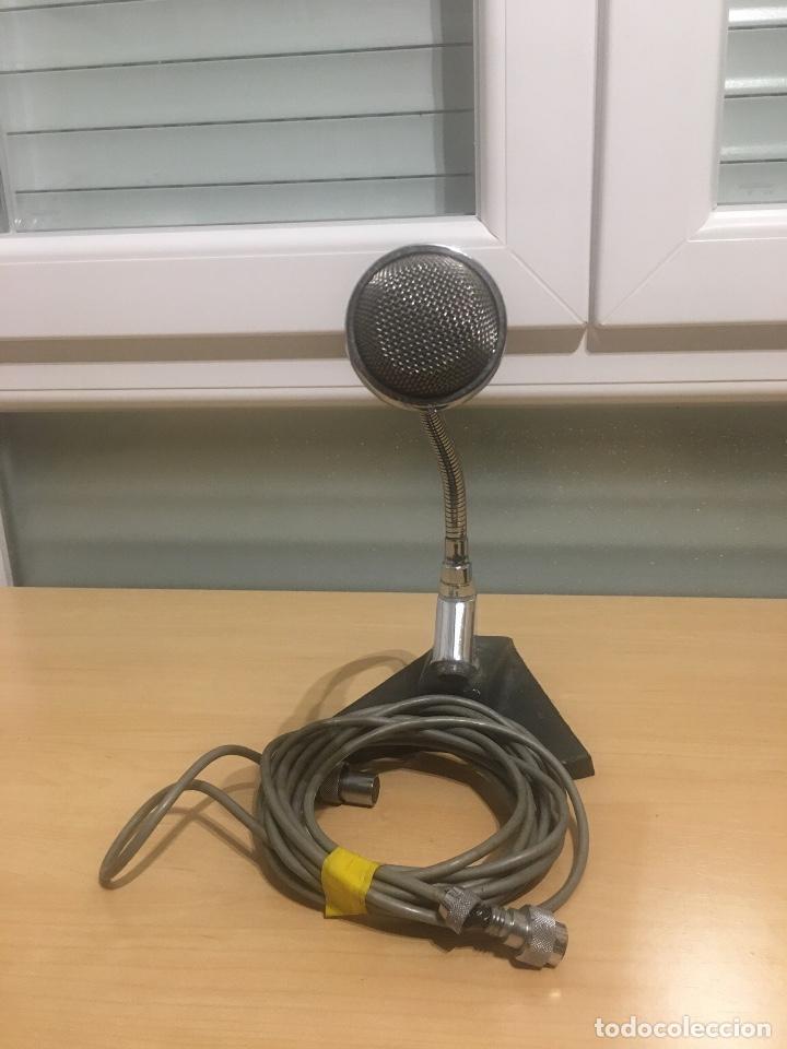 Radios antiguas: Microfono Bouyer 709 vintage - Foto 5 - 184280097