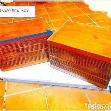 Radios antiguas: VINTAGE 2 ALTAVOCES ESTEREOFÓNICOS,. Lote 184433428