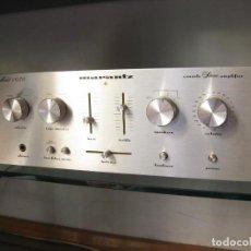 Radios antiguas: ESTEREO AMPLIFICADOR MARANTZ MODELO Nº 1050. Lote 184828876