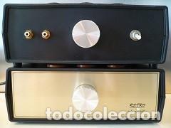 Radios antiguas: AMPLIFICADOR DE VALVULAS SINGLE ENDED ASOMBROSA CALIDAD DE SONIDO - Foto 2 - 186255825