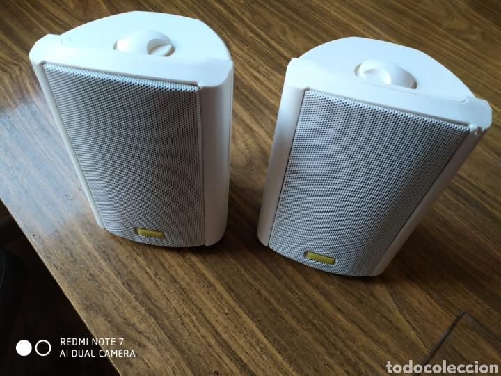 PAREJA DE ALTAVOCES FONESTAR PRISMA-60T (Radios, Gramófonos, Grabadoras y Otros - Amplificadores y Micrófonos de Válvulas)