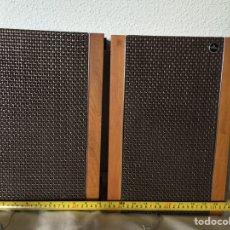 Rádios antigos: PAREJA DE ALTAVOCES COSMO N 1640 10W 16 OHMIOS PARA TOCADISCOS AÑOS 70. Lote 188594696