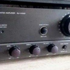 Radios antiguas: AMPLIFICADOR TECHNICS SU-VX500 // FUNCIONA//. Lote 189985755