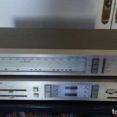 Radios antiguas: MARANTZ AMPLIFICADOR Y SINTONIZADOR.. Lote 190353967