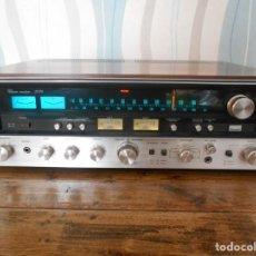 Radios antiguas: AMPLIFICADOR RECEIVER SANSUI 7070 EXCELENTE ESTADO MONSTER 1976. Lote 190417398