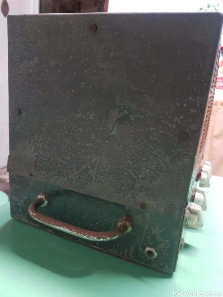 Radios antiguas: Amplificador de válvulas funcionando - Foto 3 - 192371830