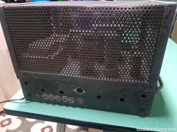 Radios antiguas: Amplificador de válvulas funcionando - Foto 4 - 192371830
