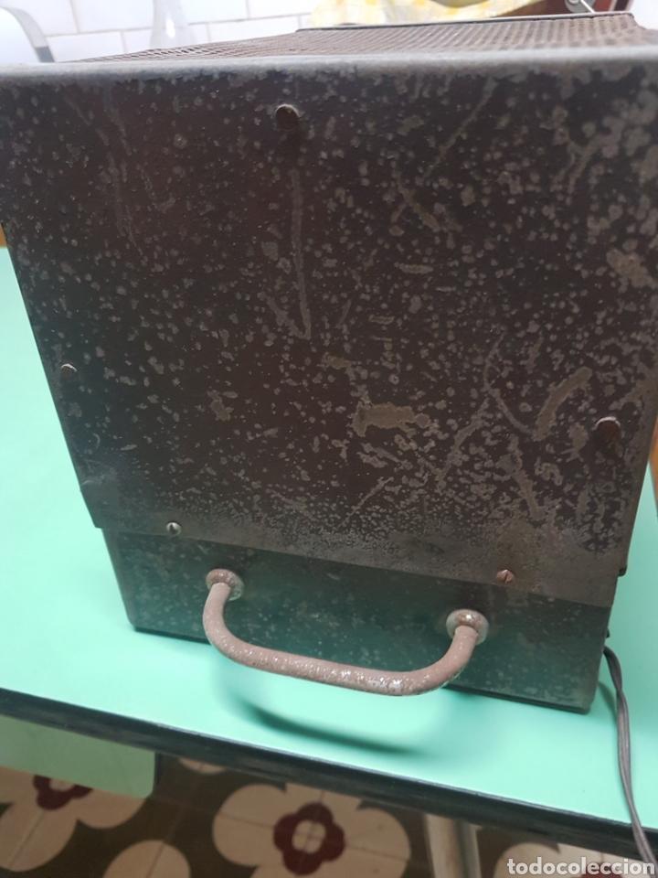 Radios antiguas: Amplificador de válvulas funcionando - Foto 5 - 192371830