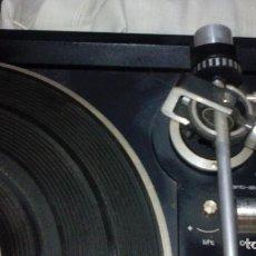 Radios Anciennes: CLASICO GIRADISCOS **DUAL MODEL 1249**. Lote 192307631