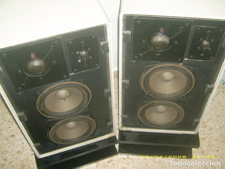 Radios antiguas: ALTAVOCES VINTAG **BRAUN L.710** - Foto 2 - 194003557
