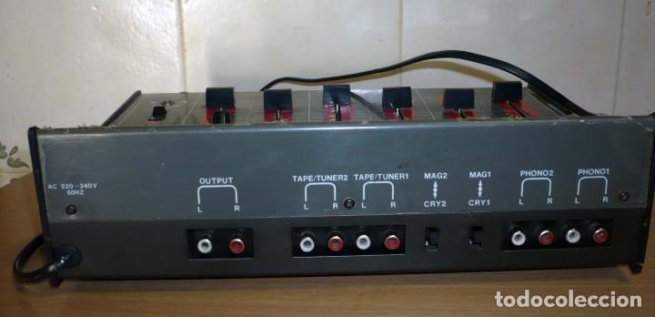 Radios antiguas: Mesa de Mezclas FONESTAR . SM-1500 - Foto 3 - 194253000