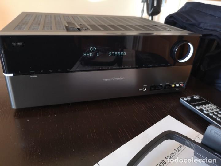 Radios antiguas: AMPLIFICADOR HIFI Harman Kardon HK 3490 - Receptor AV - Foto 2 - 194532271