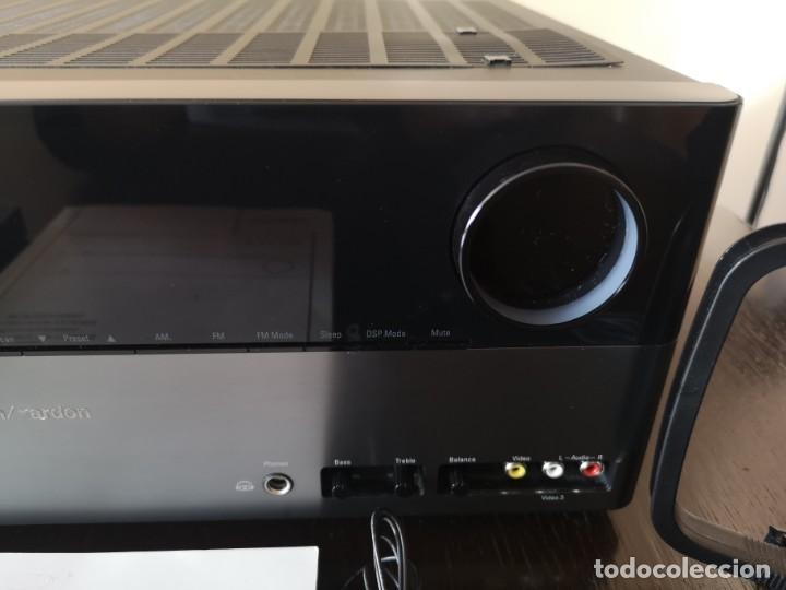 Radios antiguas: AMPLIFICADOR HIFI Harman Kardon HK 3490 - Receptor AV - Foto 4 - 194532271