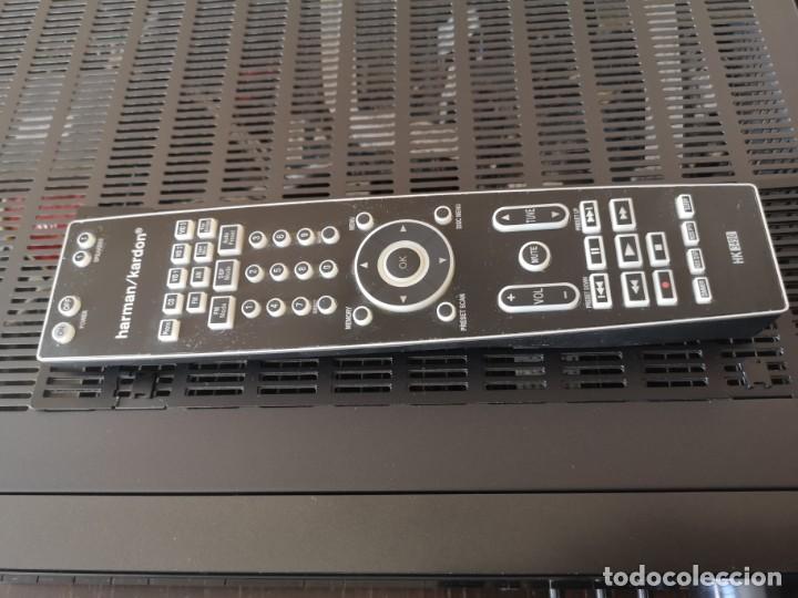 Radios antiguas: AMPLIFICADOR HIFI Harman Kardon HK 3490 - Receptor AV - Foto 13 - 194532271