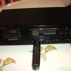 Radios antiguas: CLASICO DECK **LUXMAN K.100**. Lote 194602997