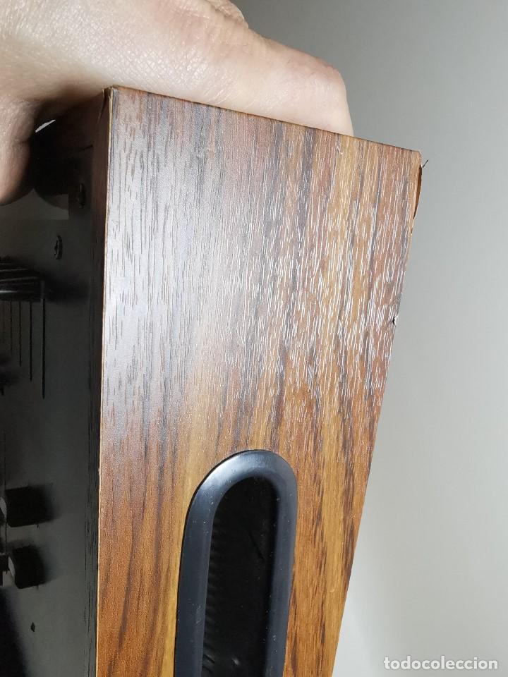 Radios antiguas: Mesa de mezclas Akiyama MQ 7200 -analogica 4 canales - Foto 32 - 194606248