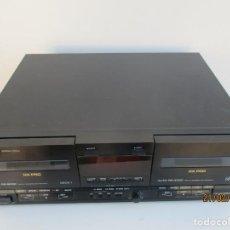 Radios antiguas: PLETINA CASSETTE TECHNICS RSX 901 EN REGULAR ESTADO VER FOTOS Y DESCRIPCION. Lote 194789111