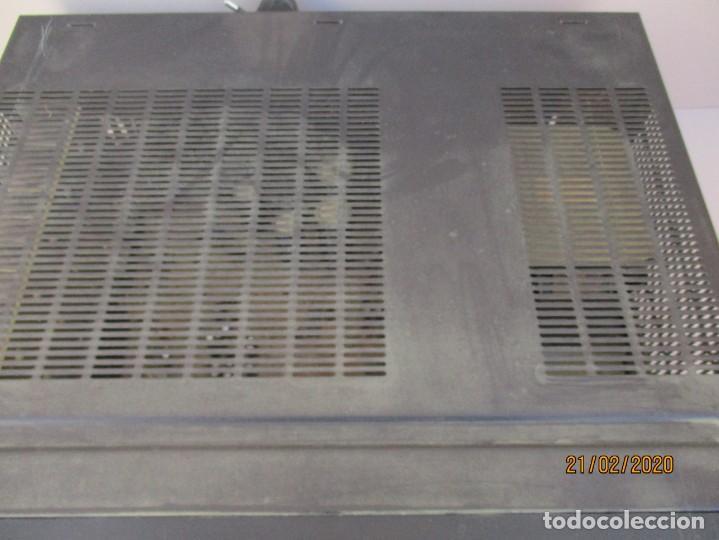 Radios antiguas: AMPLIFICADOR AIWA PROBADO ENTRADAS AUX1 AUX2 PHONO Y FUNCIONA ver mas descripcion - Foto 4 - 194850547