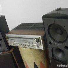 Radios antiguas: PAR DEE ALTAVOCES HIFI **WARFEDALE MODEL **. Lote 194914750