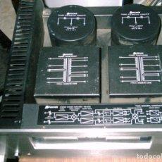 Radios antiguas: GRANDIOSA ETAPA DE POTENCIA HIFI **POLIVOX** MODELO 5000. Lote 195075300