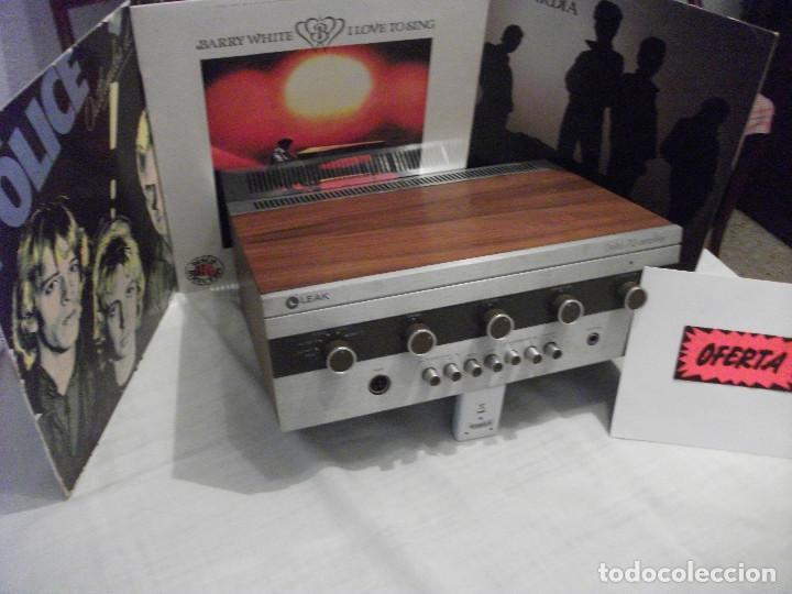 VINTAG AMPLIFICADOR INGLES MODELO **DELTA 70** (Radios, Gramófonos, Grabadoras y Otros - Amplificadores y Micrófonos de Válvulas)