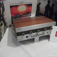 Radios antiguas: VINTAG AMPLIFICADOR INGLES MODELO **DELTA 70**. Lote 195075913