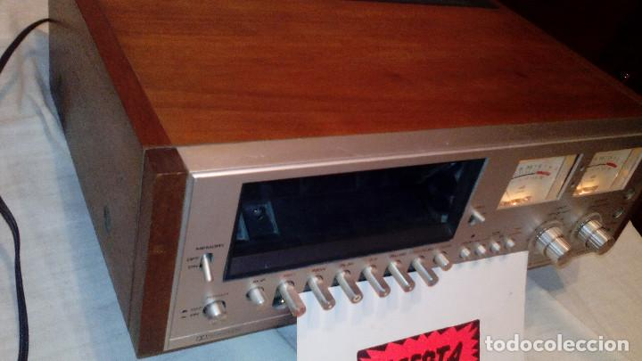Radios antiguas: VINTAG DECK CASETTE **PIONEER MODEL CT F.7171** - Foto 3 - 195110137