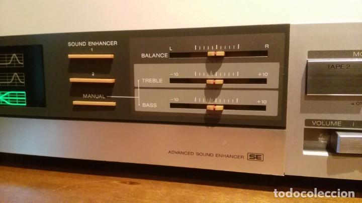 Radios antiguas: AMPLIFICADOR SONY TA-AX3 - Foto 5 - 195210397