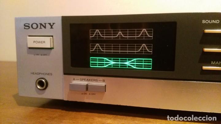 Radios antiguas: AMPLIFICADOR SONY TA-AX3 - Foto 6 - 195210397
