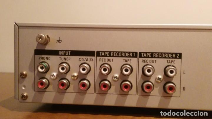 Radios antiguas: AMPLIFICADOR SONY TA-AX3 - Foto 9 - 195210397