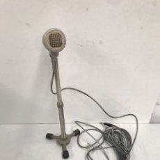 Radios antiguas: ANTIGUO MICRÓFONO RONETTE. Lote 195303102