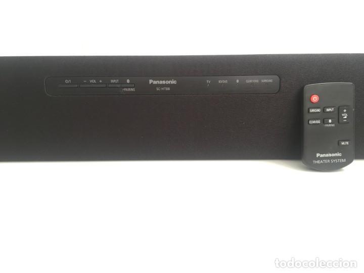 BARRA SONIDO PANASONIC MOD. SC-HTB8 (Radios, Gramófonos, Grabadoras y Otros - Amplificadores y Micrófonos de Válvulas)