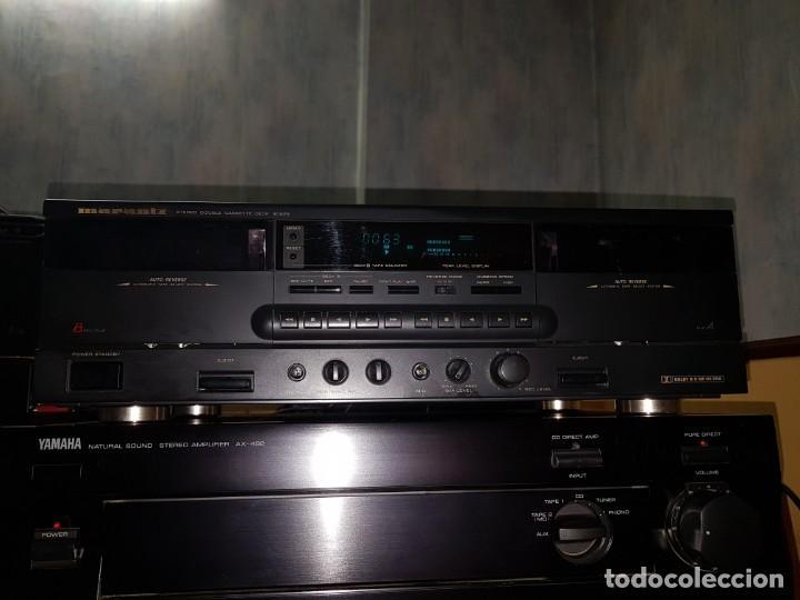 PLETINA MARANTZ SD-525 (Radios, Gramófonos, Grabadoras y Otros - Amplificadores y Micrófonos de Válvulas)