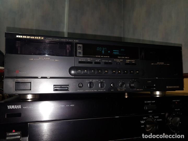 Radios antiguas: PLETINA MARANTZ SD-525 - Foto 2 - 195330657