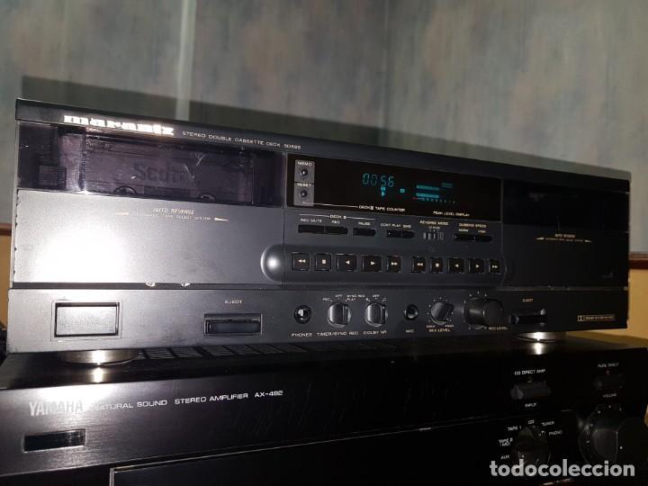 Radios antiguas: PLETINA MARANTZ SD-525 - Foto 3 - 195330657
